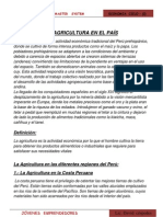 LA AGRICULTURA EN EL PAÍS (1)