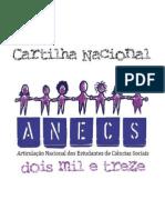 CARTILHA 2013 - ANECS