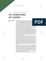 la modernidad es nuestra.pdf