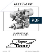 Super Tigre Manual