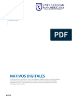 Nativos Digitales e Inteligencias