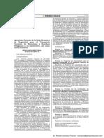 Formatos para el Transporte Terrestre de Residuos Peligrosos - Registros de Capacitación - Versión Completa