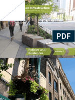 Sustainable Urban Infrastructure Guidelines