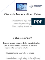 C+íncer de Mama y  Ginecol+¦gico EXPO MAZATLAN