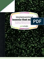 ImplementingLessons_fullreport