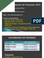 00 Clase Present y Parametros PEP, TC, Inicio 14-06-2013