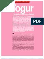 Manual Yogurt y Otros Lacteos Fermentados