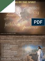 En El Evangelio en Galatas 12