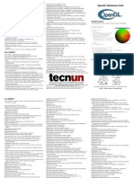 OpenGL  Reference Card
