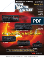 Current Ham Radio Outlet catalog