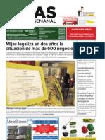 Mijas Semanal nº543 Del 9 al 15 de agosto de 2013