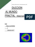 Ejemplos, explicaciones y aplicaciones de los fractales