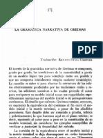 19841213P7 Gramatica Narrativa de Greimas