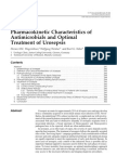 Pharmacokinetic Characteristics of Antimicrobials and Optimal Treatment of Urosepsis