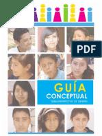 Guia Conceptual Genero