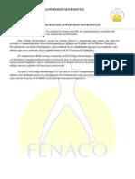 Codigo Deontologico de La Profesion Naturopatica