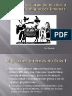 Migracoes Internas No Brasil
