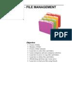 Lesson4-FileManagement