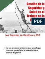 Gestion Den La SST