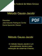 Método Gauss-Jacobi