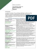 Test Psicometricos y Proyectivos