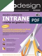 Revista Webdesign - Ano I - Número 09 - Descubra o potencial da Intranet