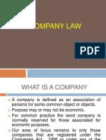 Company Laws