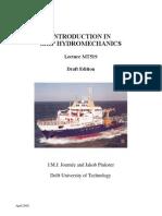 ShipHydromechanics Intro