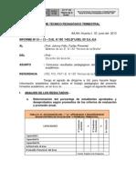 Modelo de Informe Tecnico Pedagogico 2013 Hdlb