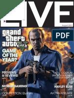 Live Magazine August