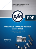 Catalogo Linha Leve 2010