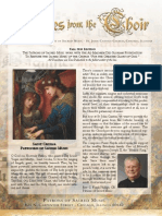 Fall 2010 Newsletter PSM