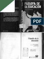 117863915 Filosofia de La Educacion Harry s Broudy