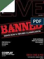 Live Magazine - July edition