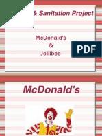 Sani Proj-mcdo & Jollibee