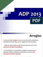 ADP - 2013 - EP07 Arreglos  (1)