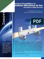 Met&Flu No02(03Medicion Ultrasonica Gas)