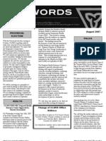 August 2007 CLGRO Newsletter