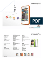 One Touch Fire Id Card