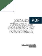 Taller Técnica de Solución de Problemas