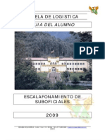 Guia Del Alumno - Curso Escalafonamiento Suboficiales