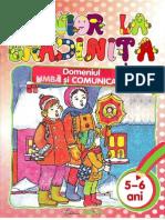 Junior La Gradinita.domeniul.comunicare.5-6 Ani