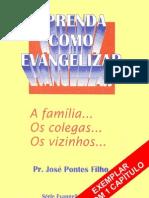> APRENDA COMO EVANGELIZAR