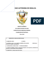 Pac III Programa Dr Pastor