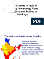 Indian Climatic Zones