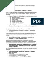 Metodos Estandares y diseños del trabajo