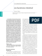 Flora Bacteriana Intestinal