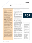 Enfermedad funcional tiroidea en la población