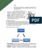 VIII.3 DEFINICIÓN Y RESISTENCIA AL CAMBIO ORGANIZACIONAL