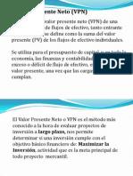 Metodo VPN